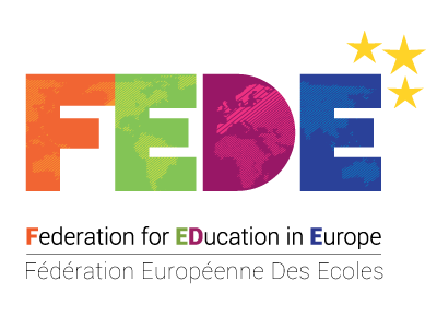 logo fede 2016 federation for education in europe